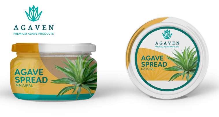 AGAVE SPREAD AGAVEN NATURAL 140g