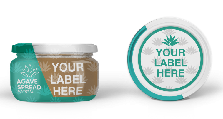 AGAVE SPREAD YOUR LABEL